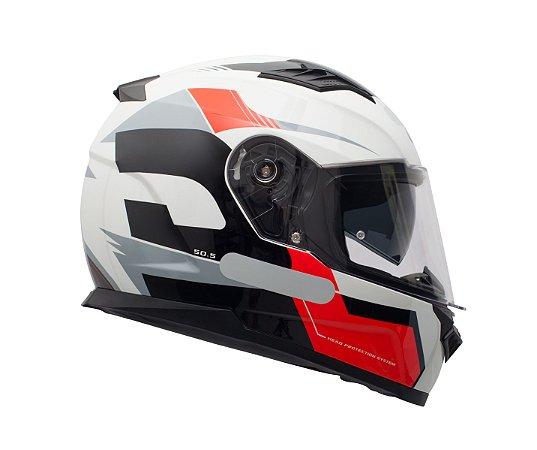Capacete Givi H 50.5 Sport Vermelho