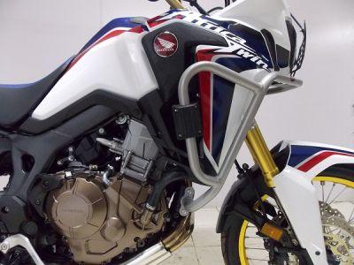 Protetor de carenagens para Honda Africa Twin CRF1000 Prata