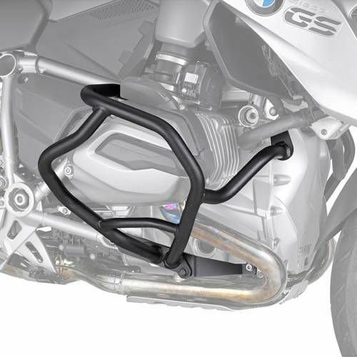 Protetor de motor para BMW R1200 GS - Givi preto