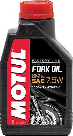 Motul Fork Oil - Factory Line 7,5w - Fluido para Suspensão dianteira