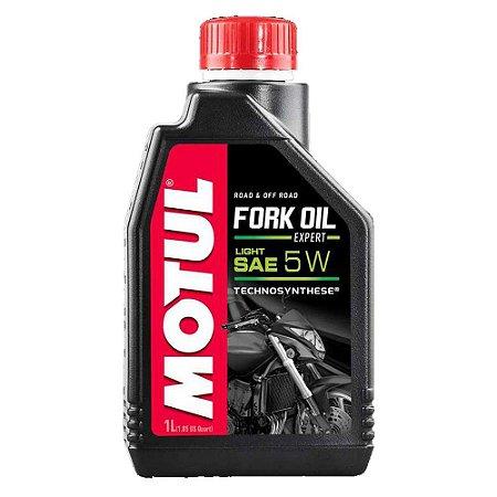 Motul Fork Oil - Expert 5w - Fluido para Suspensão dianteira