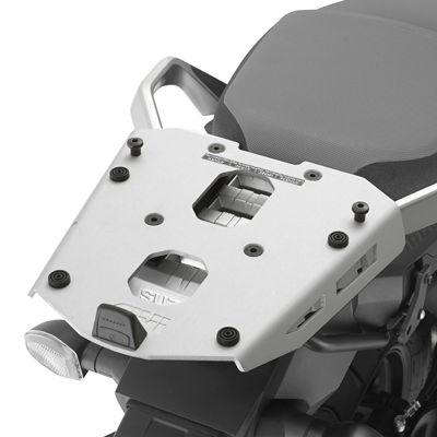 Base Aluminio para baú GIVI SRA3112 - para Vstrom 650 nova