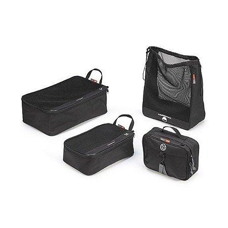 Kit de bolsas internas para viagem Givi T518 ( 4 bolsas )