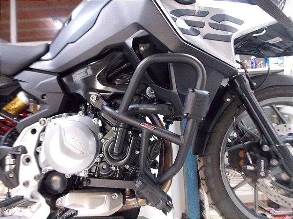 Protetor de motor e carenagens para BMW F750 e F850 GS com Pedaleiras