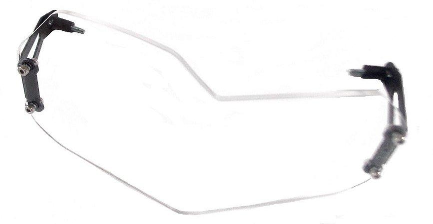 Protetor de Farol para BMW F850 e F750 GS com Lente em Acrílico