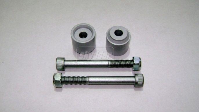 Riser para guidão - 25mm para BMW  F800 GS  e  F650 GS