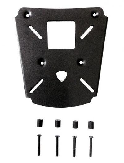 Chapa para fixação de base de baú - Tiger Explorer 1200 & 1200XC