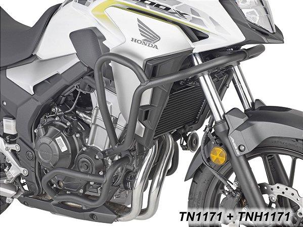 KIT Protetor de Motor + Carenagens GIVI - para Honda CB500 X apartir de 2020