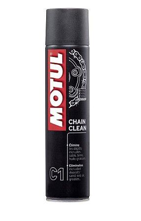 Motul C1 - Chain Clean - Spray para limpeza de corrente