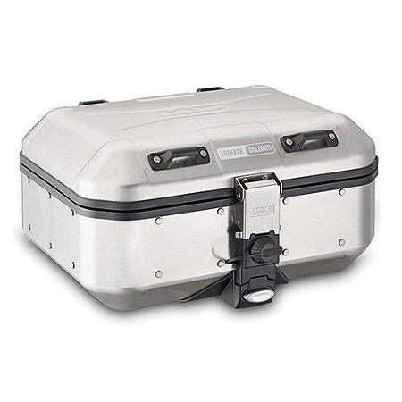 Baú Top-Case Givi 30L - Linha Trekker Dolomiti - Aluminio