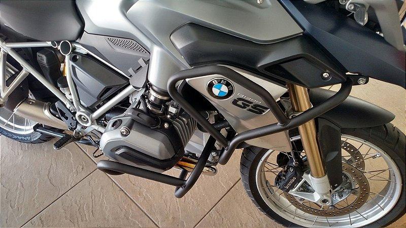 Protetor de motor e Carenagens para BMW R1200 GS - até 2016 PRETO