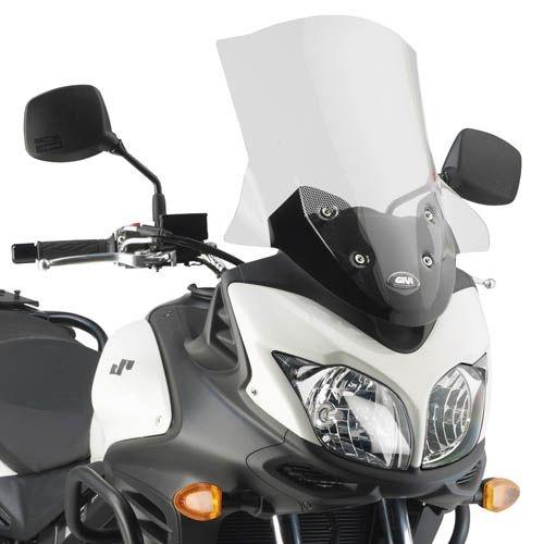 Bolha Alta - Pára-Brisa GIVI para DL650 Vstrom (2014-2018) com kit de instalação
