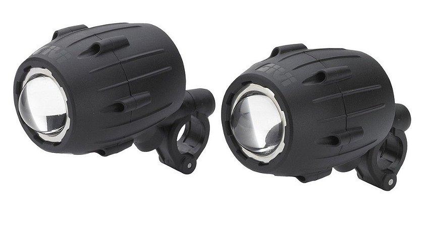 Farol Auxiliar - Kit Faroletes Givi - S310 Universal