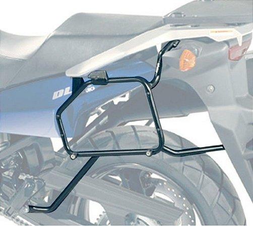 Suporte Lateral de Baús GIVI para Suzuki DL650 Vstrom antiga até 2013