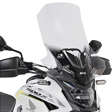 Bolha Alta - Pára-Brisa GIVI para Honda CB500 X nova - apartir de 2020