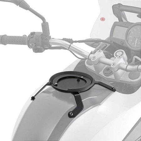 Flange de encaixe e fixação de Bolsas Givi TankLock - Modelo especifico para BMW G650 GS