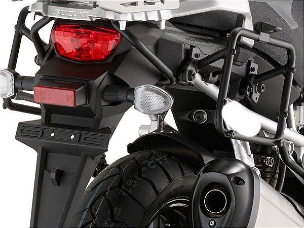 Suporte Lateral de Baús GIVI para Suzuki DL1000 Vstrom (nova)