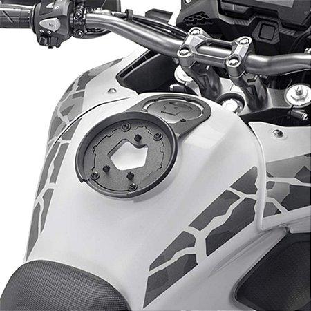 Flange de encaixe e fixação de Bolsas Givi TankLock - para HONDA CB 500X apartir de 2020