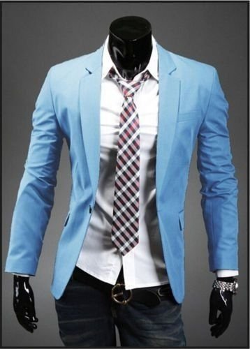Blazer New Slim Fit One Colors