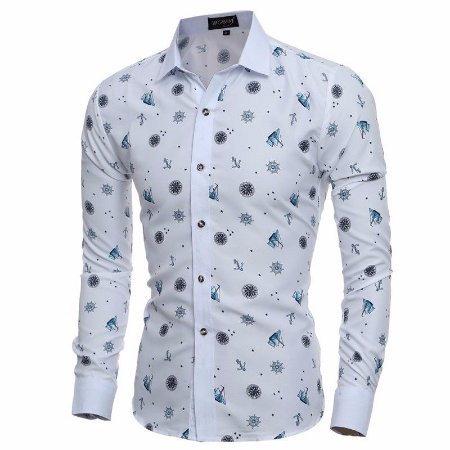Camisa Social Slim fit Neve