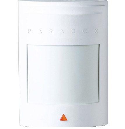Sensor Presença Infravermelho Duplo Digital Passivo Com Fio DM50 Paradox