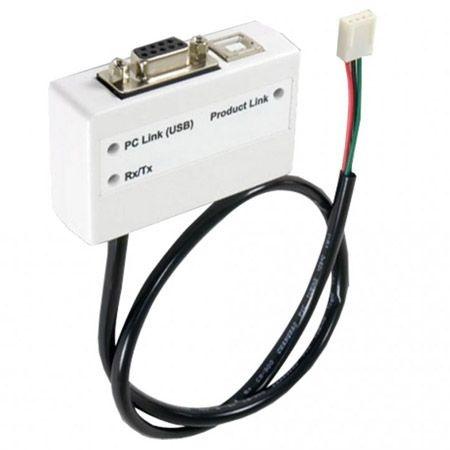 Interface de Comunicação Direta Entre Central de Alarme e PC 307USB Paradox