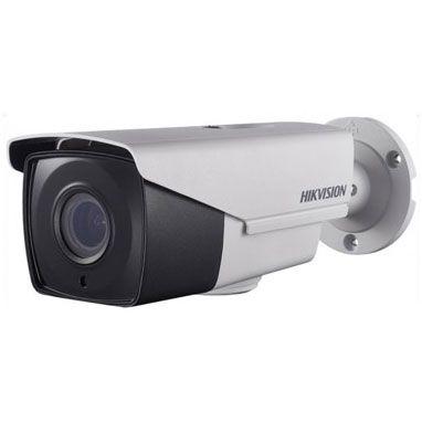 Câmera Bullert HD-TVI 3MP IR 40m Lente Varifocal Motorizada 2.8~12mm DS-2CE16F7T-IT3Z Hikvision