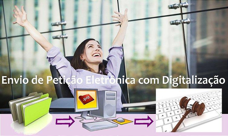 01-Envio de Petição Eletrônica com Digitalização-Via Acesso Remoto