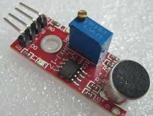 Módulo Sensor de Som (Microfone Ky-038) Para Arduino
