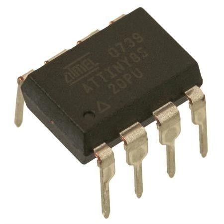 Microcontrolador Attiny85 Arduino