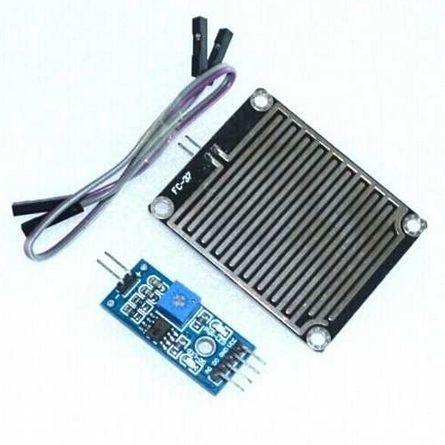 Modulo Sensor De Chuva Para Arduino / Pic