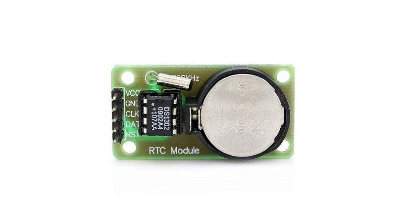 Módulo Rtc Ds1302 Relógio. Para Arduino E Pic