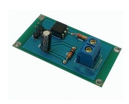 Sensor De Tensão Ac 127v/220v - Automação - Arduino - Pic