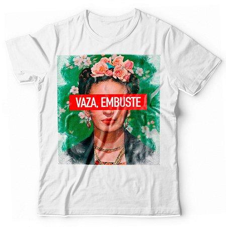 Camiseta Frida Vaza Embuste