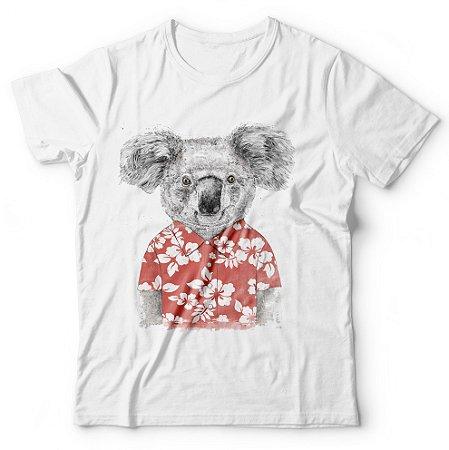 Camiseta Koala Tropical
