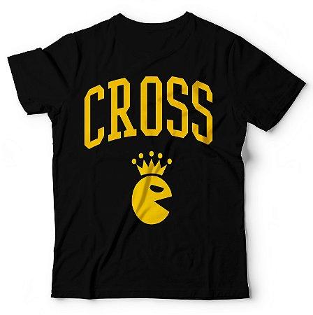 Camiseta Cross Clássica - Frente e Verso