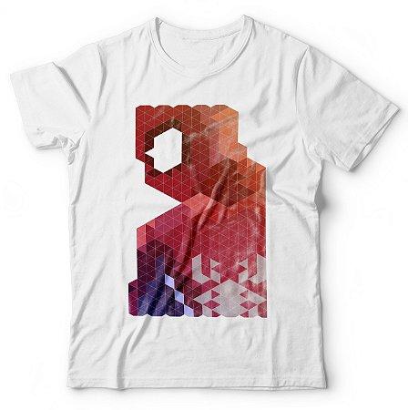 Camiseta Homem Aranha Pixel