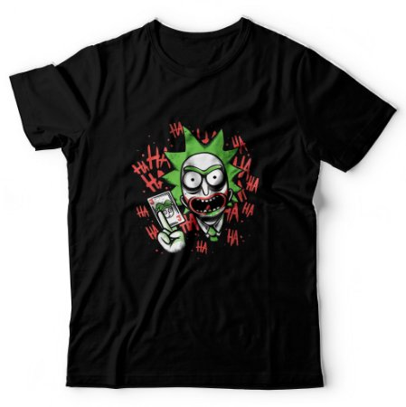Camiseta Rick Joker