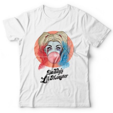 Camiseta Daddy's Lil Monster