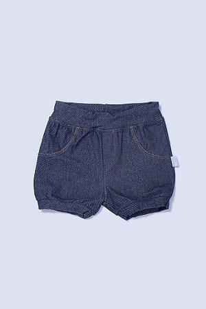 Shorts Jeans Baby Menina - PIU PIU
