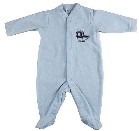 Pijama Soft Club Z Azul - PIU PIU