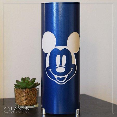 Luminária de mesa decorativa - Mickey Mouse Azul