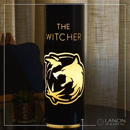 Luminária de mesa decorativa - The Witcher