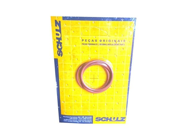 Anel O-Ring 2-125 Viton Schulz - 023.0396-0/AT