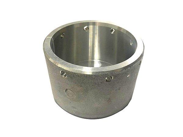 """Cilindro Válvula De Admissão 3"""" NF Para Compressor Schulz - 713.0408-0/AT"""
