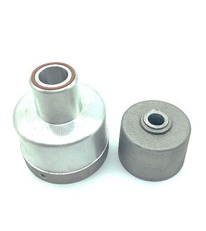 Conjunto Cilindro Difusor Da Válvula De Admissão Compressor De Parafuso Schulz - 021.1057-0