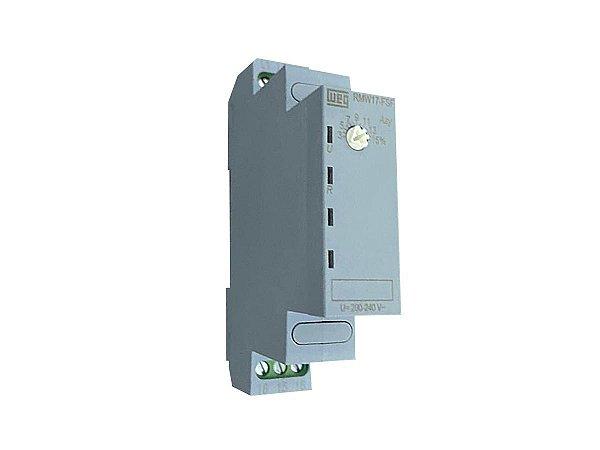 Rele Proteção Sequencia Falta De Fase 220v Schulz - 012.1099-0/AT