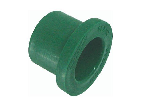 Bucha De Redução Ppr Para Rede De Água Quente e Fria 63 X 40 Mm - Topfusion
