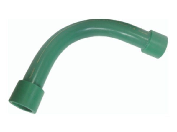 Curva 90 Ppr Para Rede De Água Quente e Fria 75 Mm - Topfusion