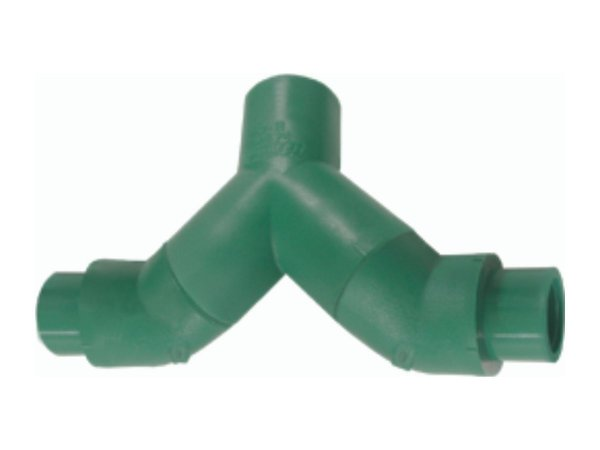 Misturador Macho Ppr Para Rede De Água Quente e Fria 20mm Topfusion